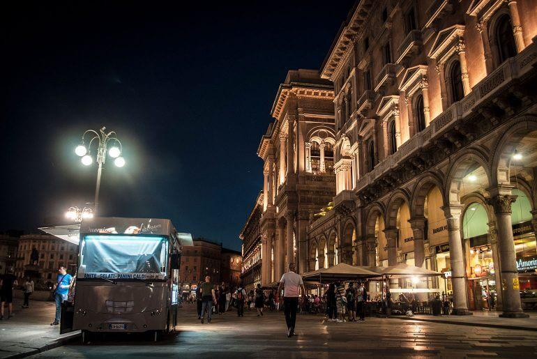 Mediolan Włochy