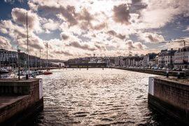 Cherbourg Francja