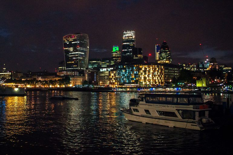 Londyn Wielka Brytania