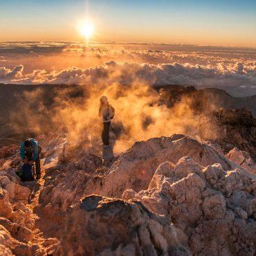 Pico del Teide (Teneryfa) – wulkan i najwyższy szczyt Hiszpanii – przewodnik