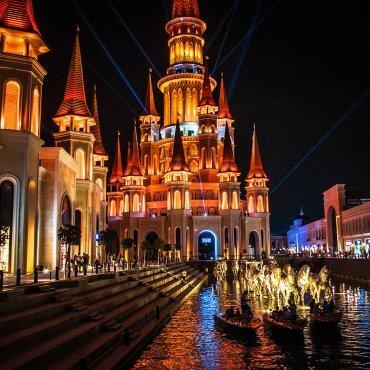 Kadriye (Turcja) –  The Land Of Legends, czyli turecki Disneyland