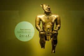 Bogota muzeum z艂ota