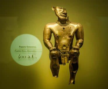 Bogota muzeum złota