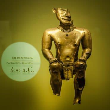 Bogota (Kolumbia) – Museo del Oro, czyli największe na świecie muzeum złota