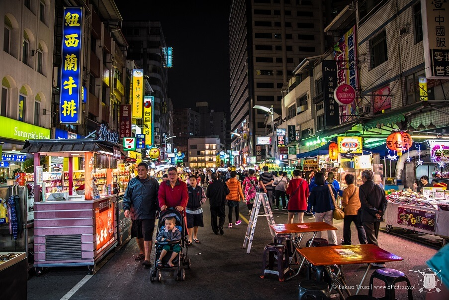 Tajwan - Night Market