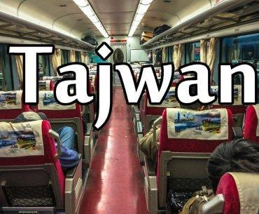 Tajwan jak dojechać