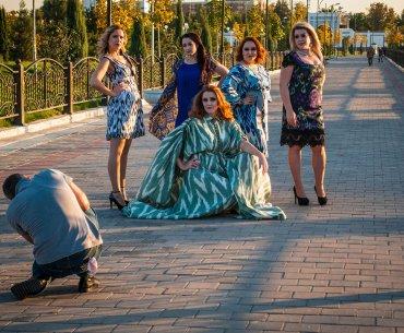 Uzbekistan - Taszkent - Uzbecy