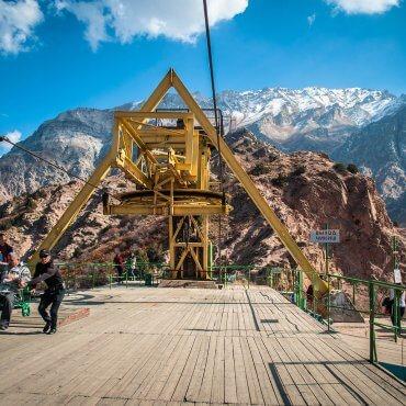 Chimgan i Charvak (Uzbekistan) – z wizytą w uzbeckich górach