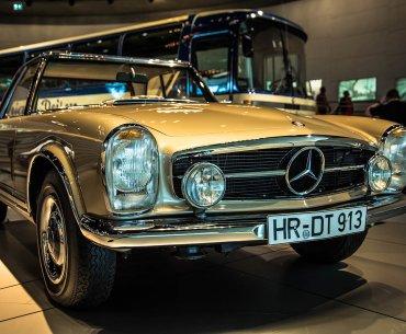Mercedes Stuttgart z Podrozy PL