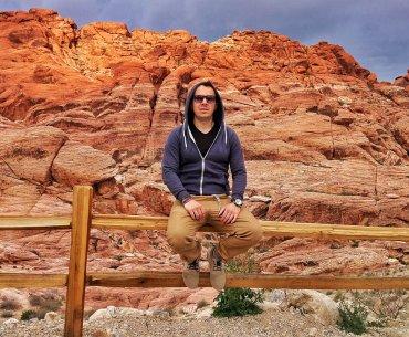 Red Rock Canyon - Las Vegas - z Podrozy PL