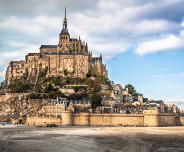 Mont Saint-Michel - Francja z Podrozy PL
