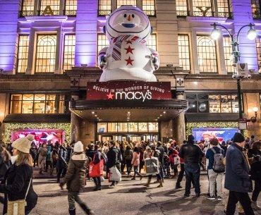 Świąteczny Nowy Jork