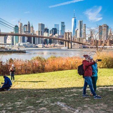 Nowy Jork (USA) – najpiękniejszy miejski widok zupełnie za darmo!